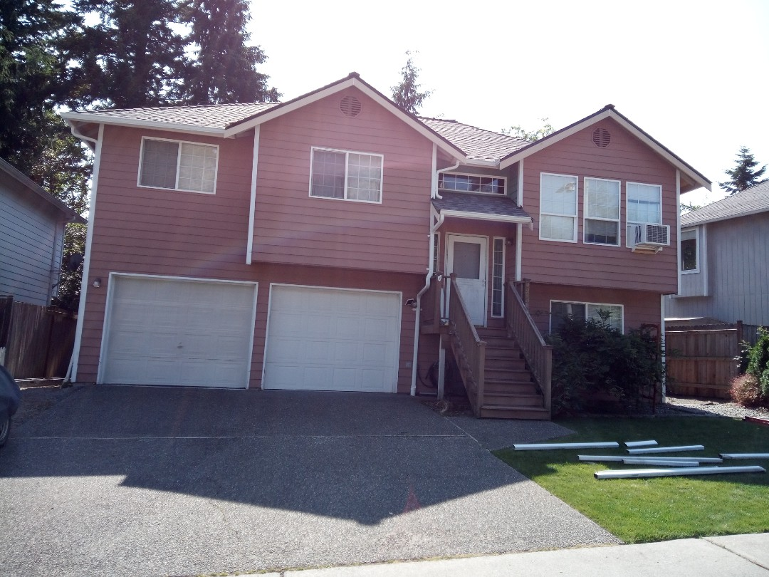 Everett, WA - Roof,gutters and fascia