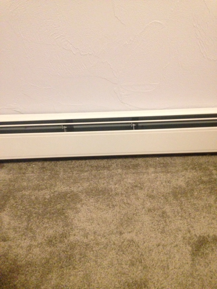 Otsego, MI - Heating repair, replaced radiator that was leaking on boiler system