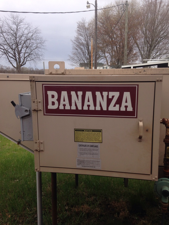 Three Rivers, MI - Heating repair, replace pressure regulator on Bananza paint booth heater