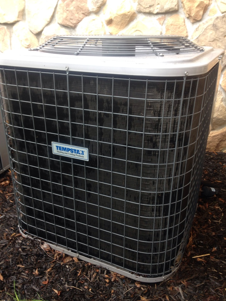 Richland, MI - Air conditioner tune up, perform annual maintenance on Tempstar air conditioners