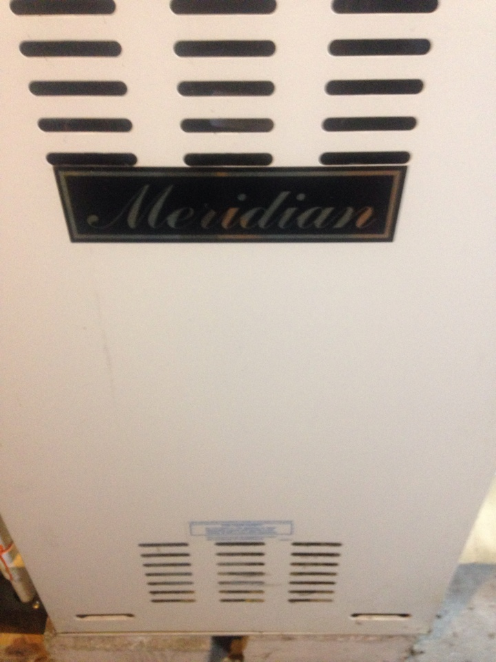 Kalamazoo, MI - A/C repair, replace blower motor on Meridian gas furnace