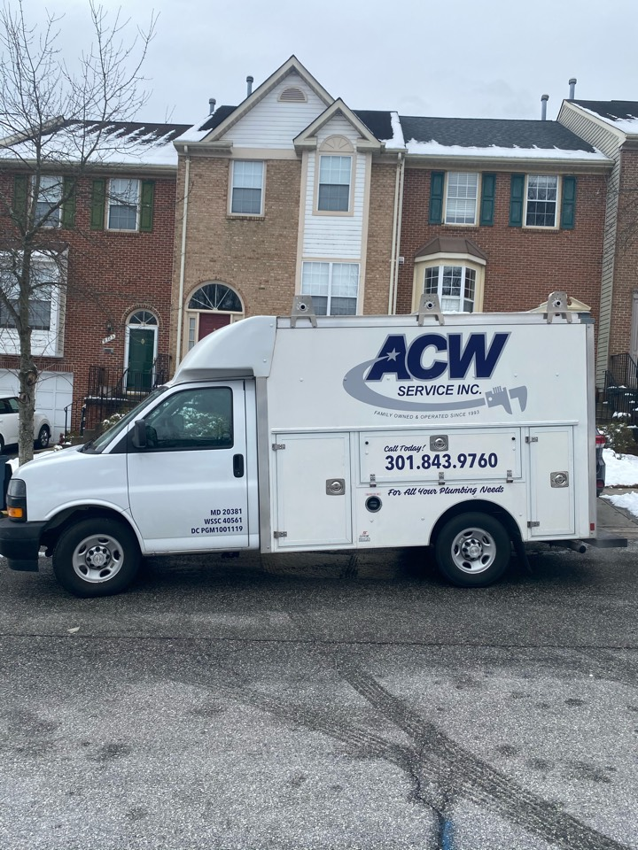 Fort Washington, MD - Water heater inspection in Fort Washington, MD