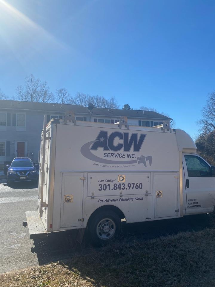 Water heater inspection in Mechanicsville, MD