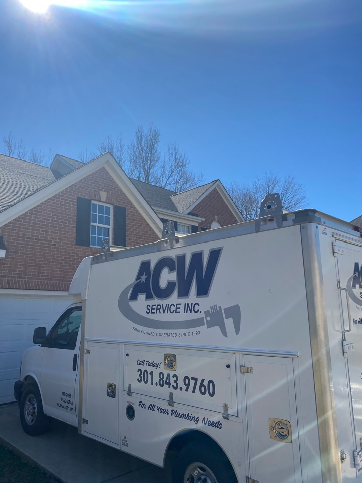Installed new toilet in Accokeek, MD