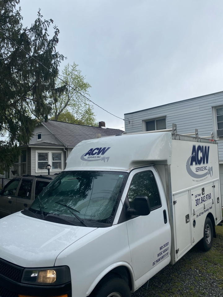 Bowie, MD - Installed new water heater in Bowie, MD