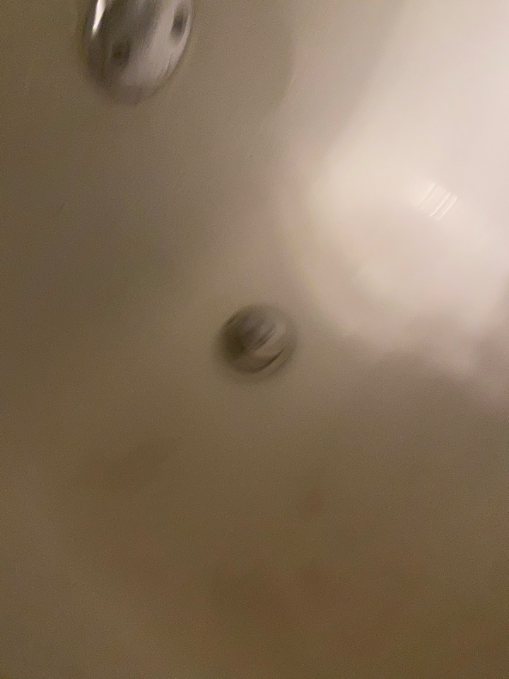 Waldorf, MD - Cleared tub drain stoppage in Waldorf, MD