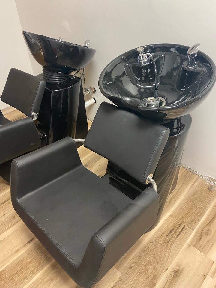 La Plata, MD - Shampoo bowl install in LaPlata, MD