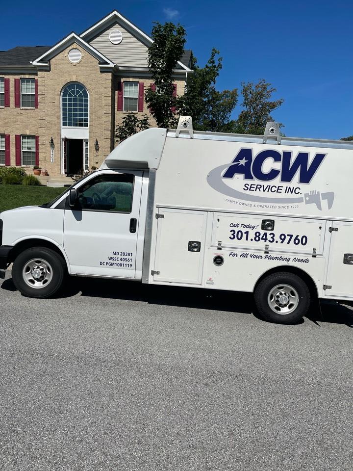 Installed new sewage ejector pump in Accokeek, MD