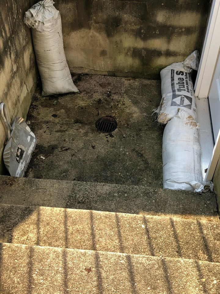 Waldorf, MD - Cleared stoppage in drain in Waldorf Maryland