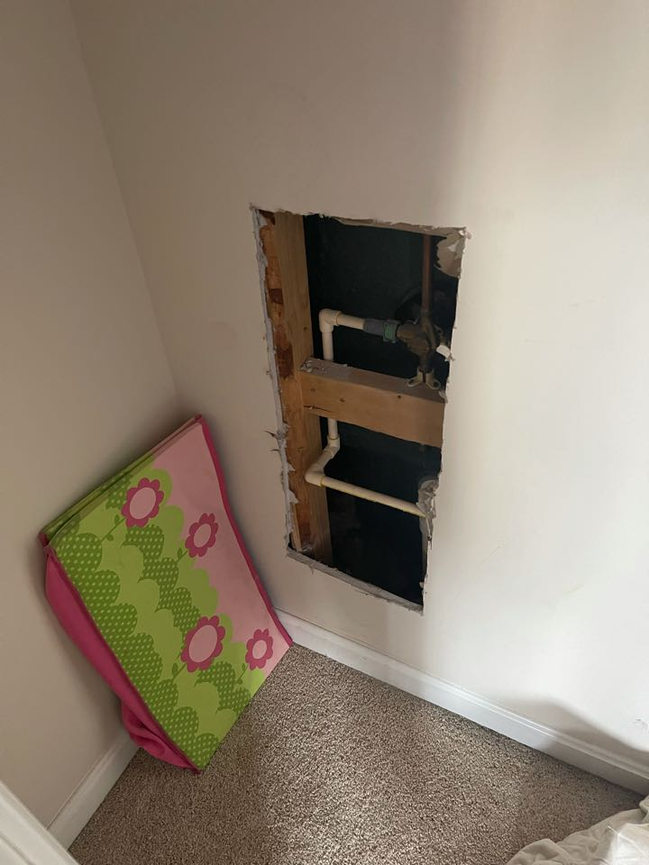 Diagnosed and repaired leak in Waldorf, MD