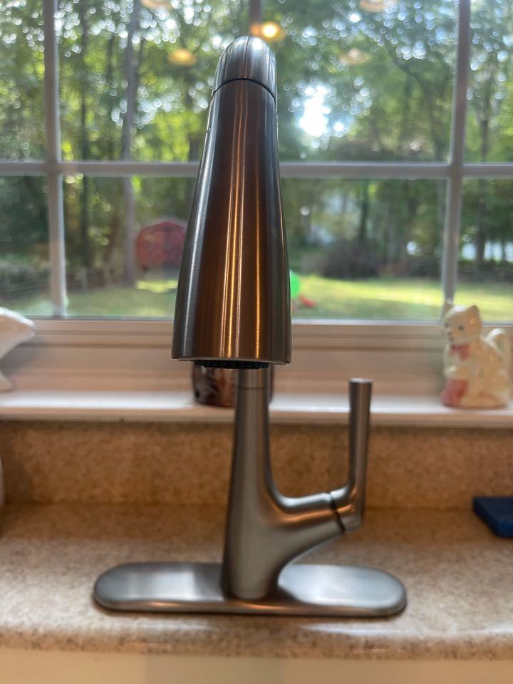 Waldorf, MD - Installed kitchen faucet in Waldorf, MD