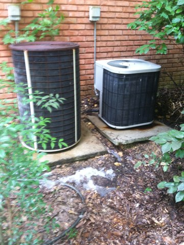 Meadowbrook, AL - air duct cleaning in birmingham ac maintenance  on a 06
