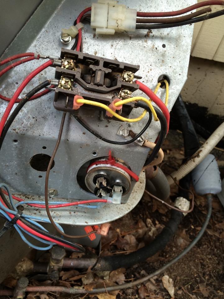 Trane Air Conditioning Fan Motor Failure