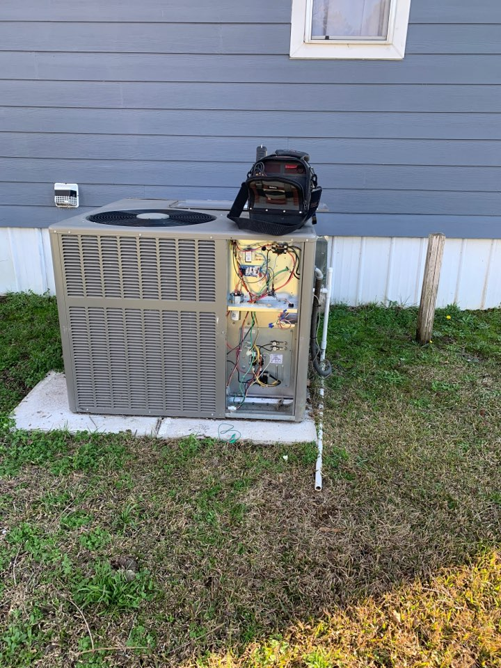 Lennox Air conditioning repair