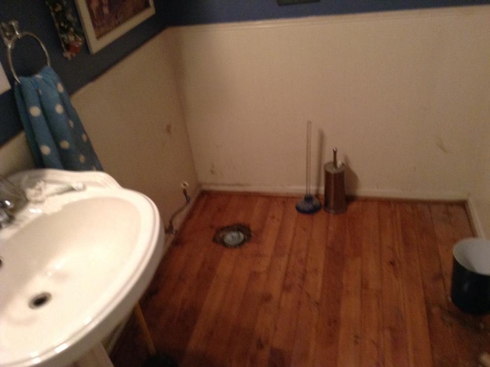 Rancho Cucamonga, CA - Snaked toilet