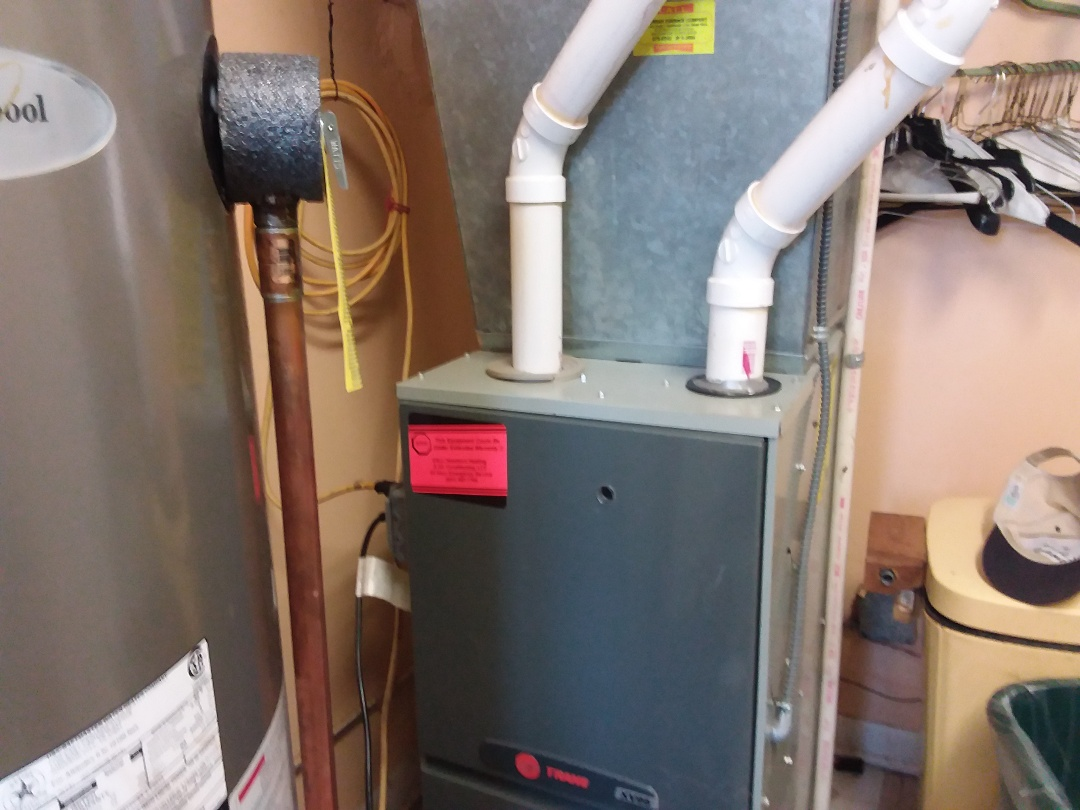 Skokie, IL - Clean and checked furnace