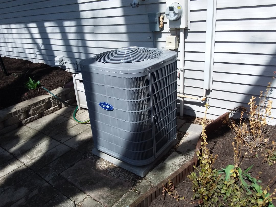 Palatine, IL - Clean and checked a/c