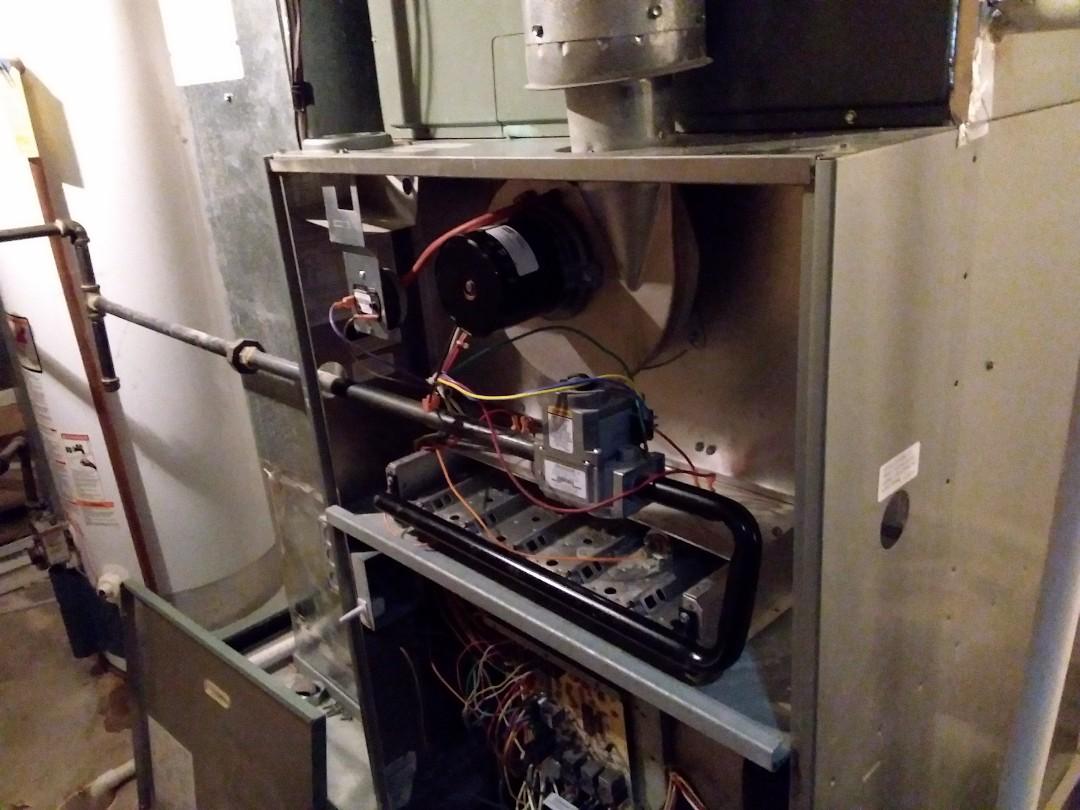 Streamwood, IL - Furnace repair