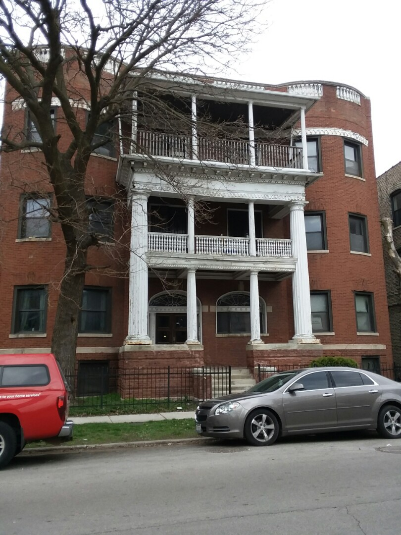 Chicago, IL - Estimate on a Chicago Brownstone rehab