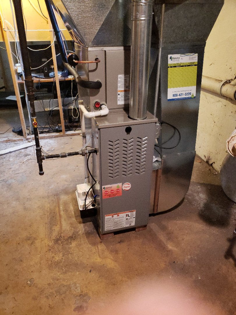 South Holland, IL - Paybe furnace and air conditioner installation