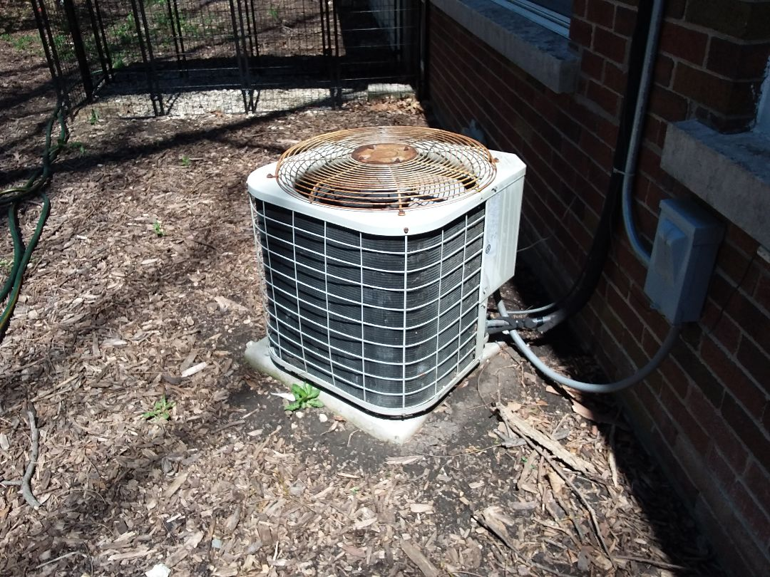 Lombard, IL - Clean and checked A/C