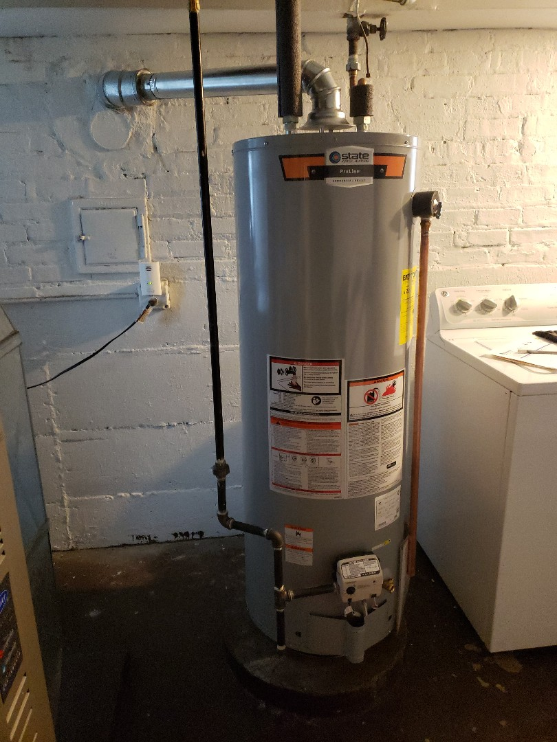 Chicago, IL - State hot water tank replacement