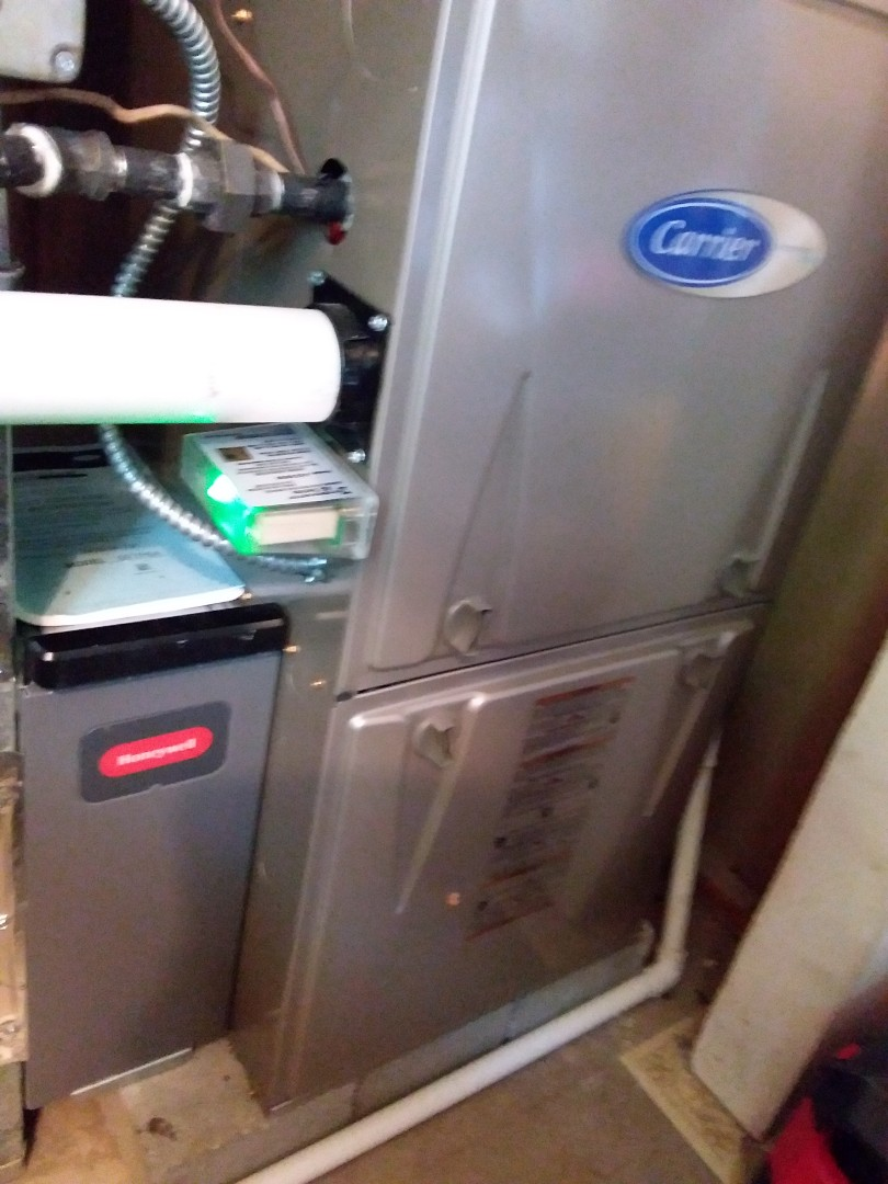 Orland Park, IL - Install furnace surge protector