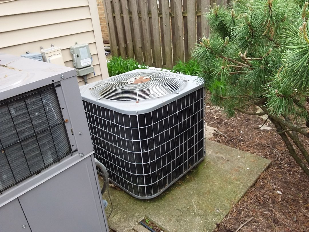 Park Ridge, IL - Clean and checked a/c