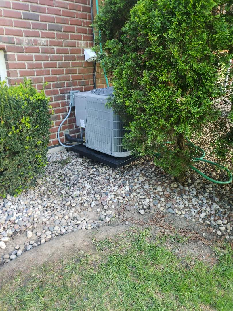 Orland Park, IL - Carrier air conditioner installation