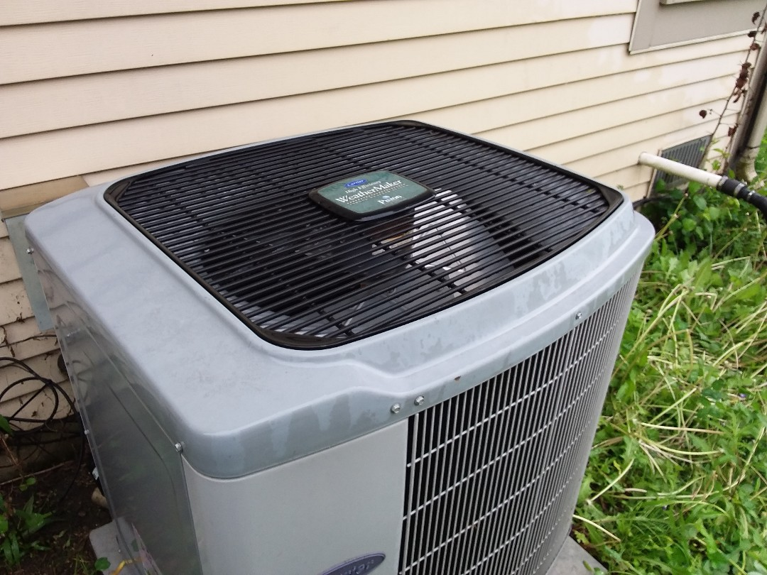 Buffalo Grove, IL - Cleaned and checked a/c