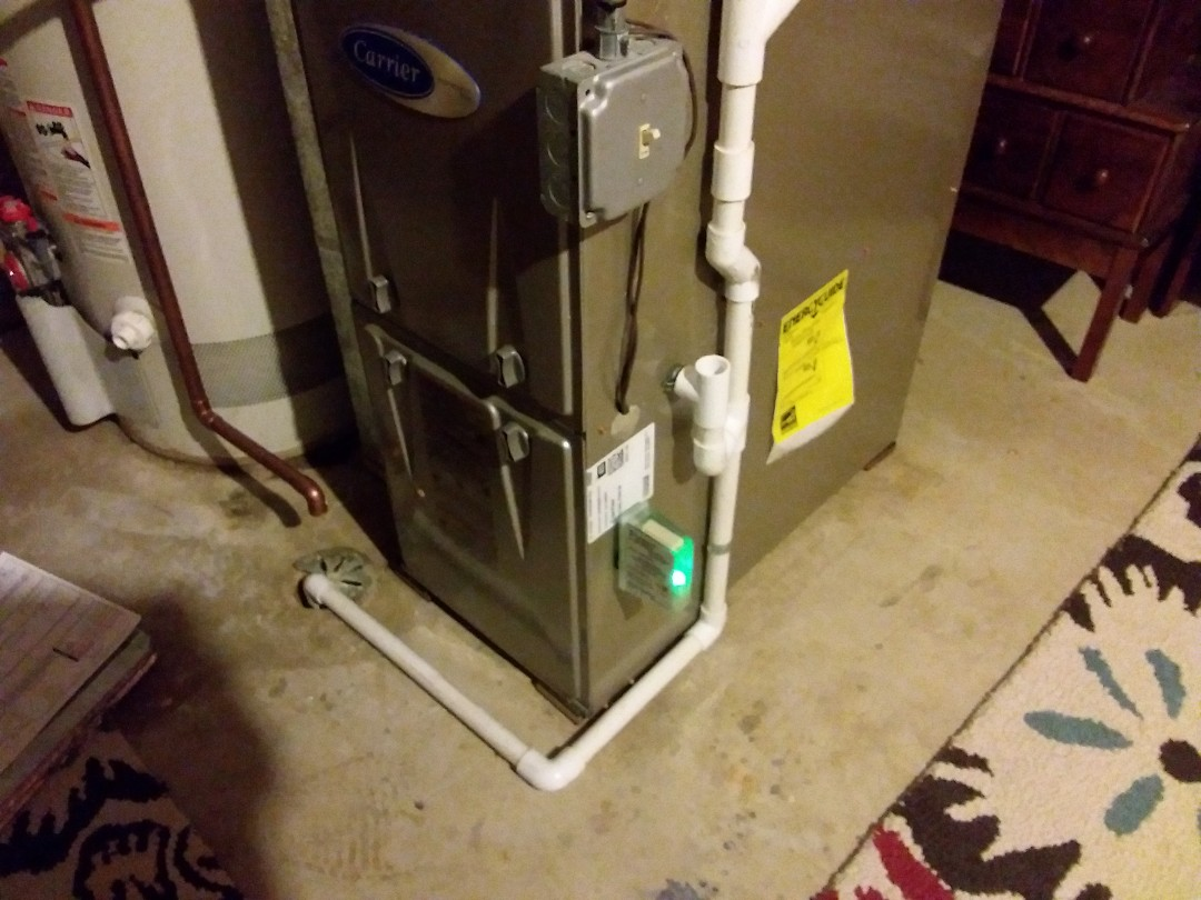 Hoffman Estates, IL - Installed surge protector