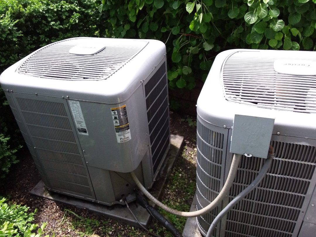 Wilmette, IL - Clean and checked 2 a/c
