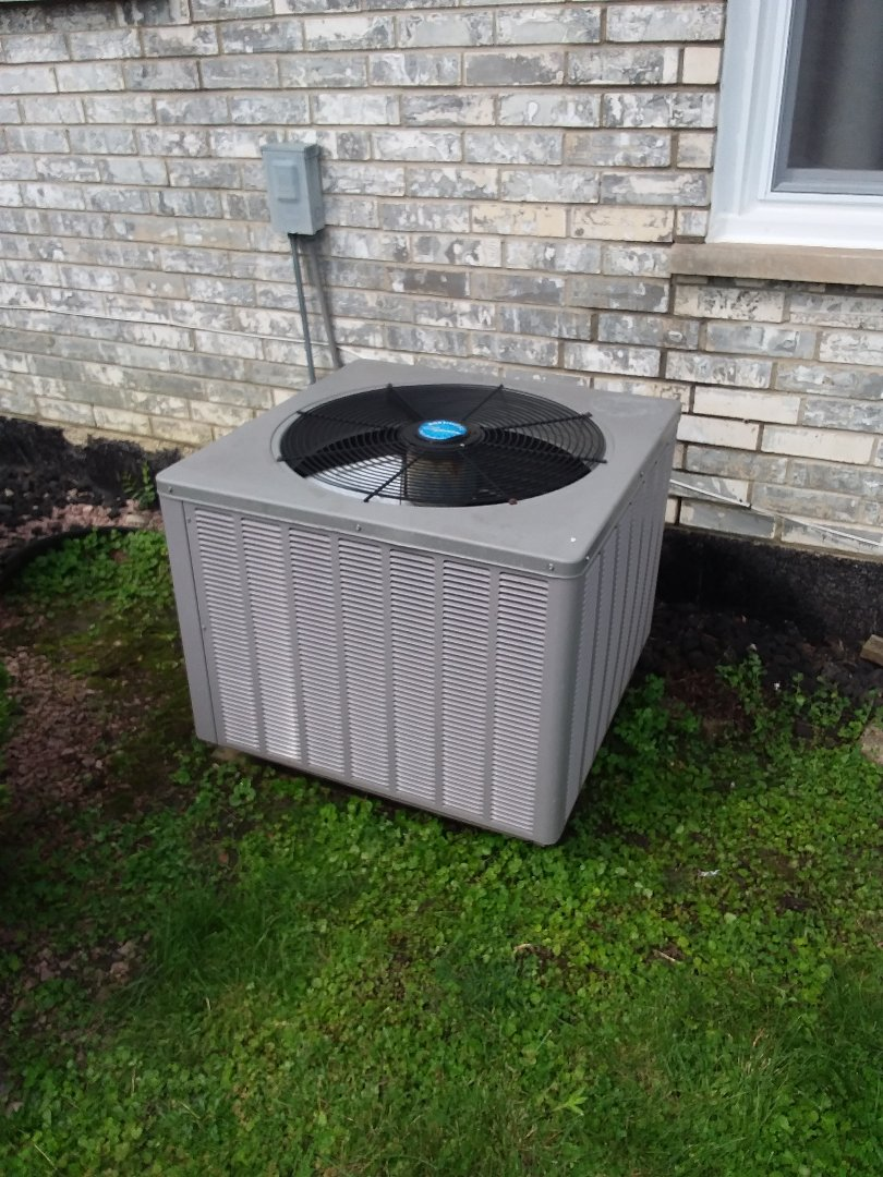 Alsip, IL - Maintaining an American Standard AC system