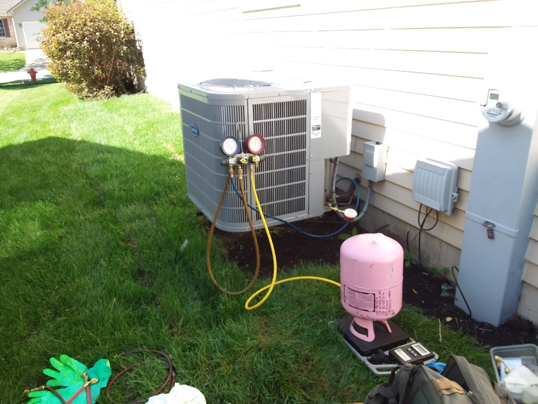 Elgin, IL - A/C repair