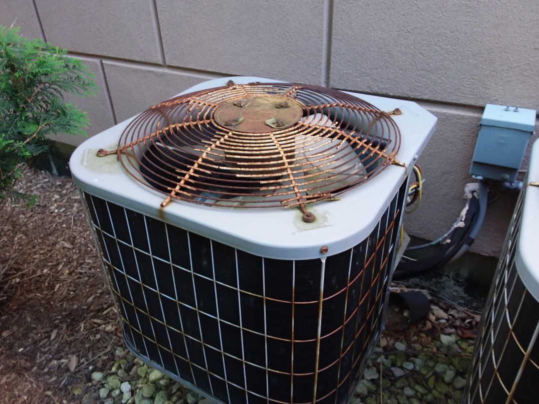 Park Ridge, IL - Cleaned and checked a/c