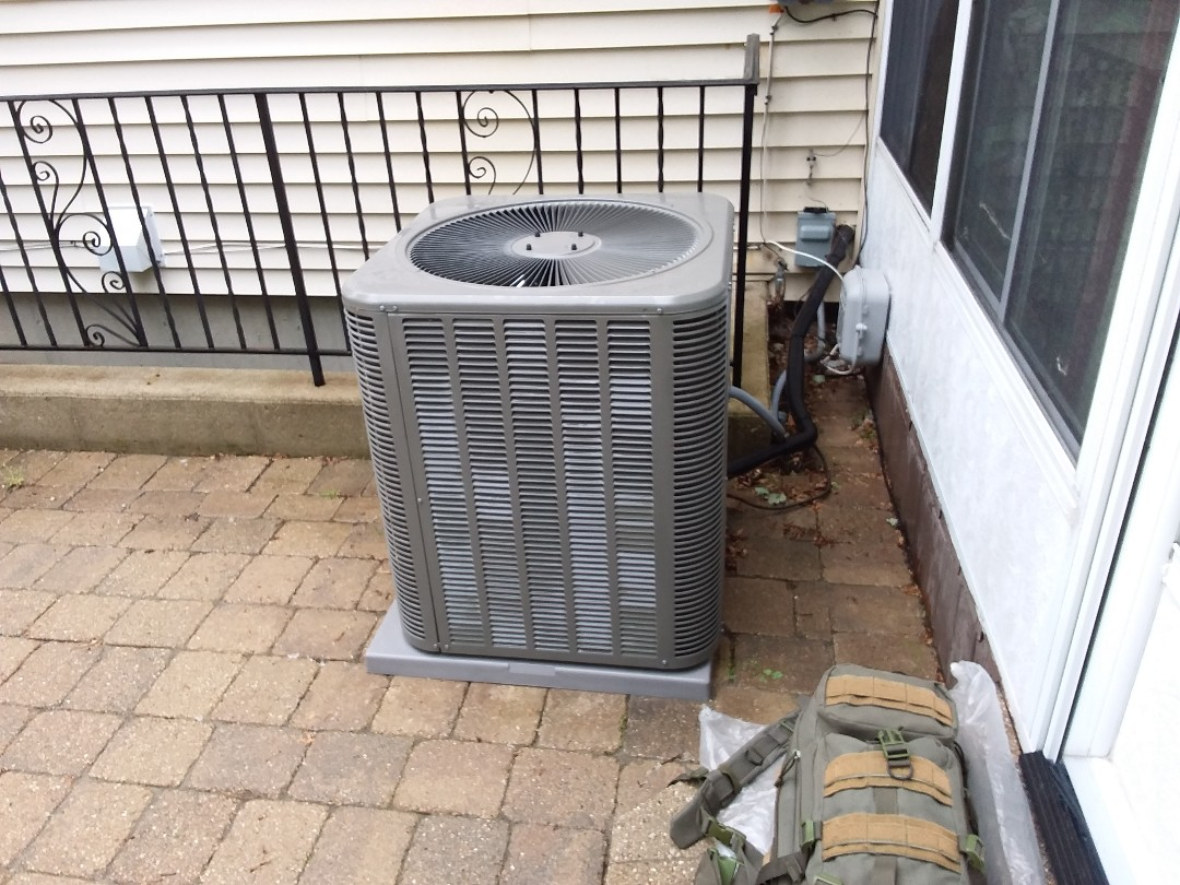 Bloomingdale, IL - Cleaned and checked  3 a/c