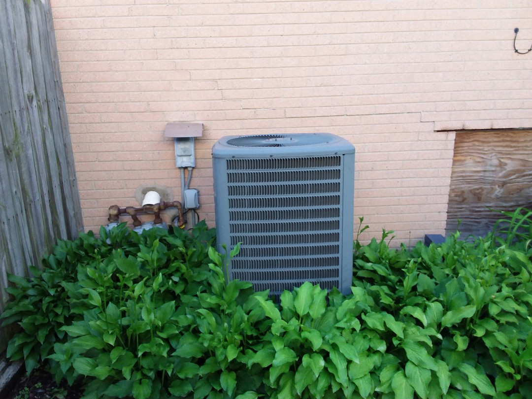 Niles, IL - Cleaned and checked a/c
