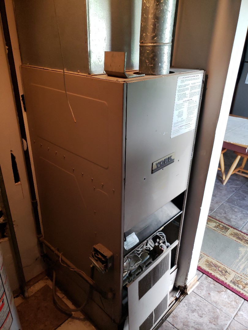 Oak Forest, IL - New carrier air conditioner installation
