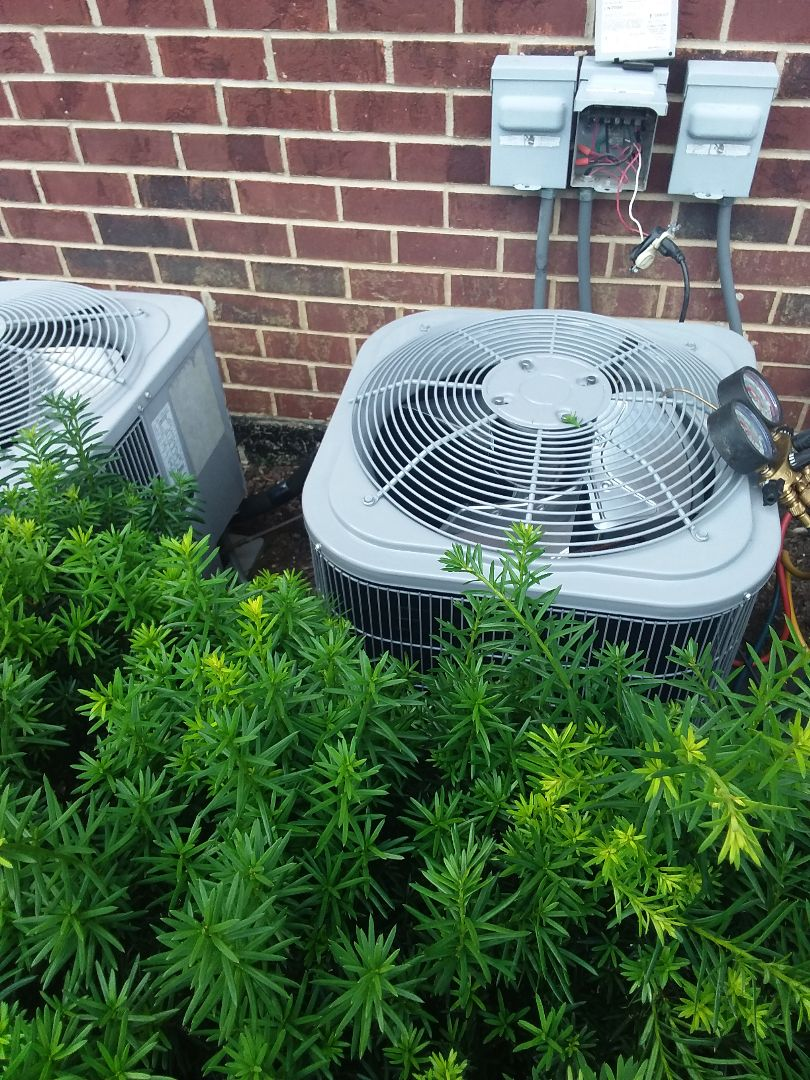Palos Heights, IL - Installation of Carrier Air Conditioner
