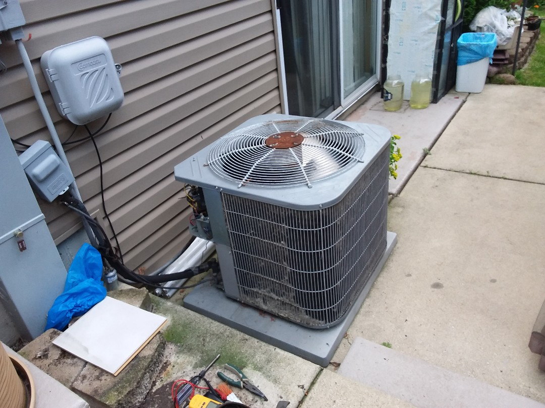 Wheeling, IL - A/c repair