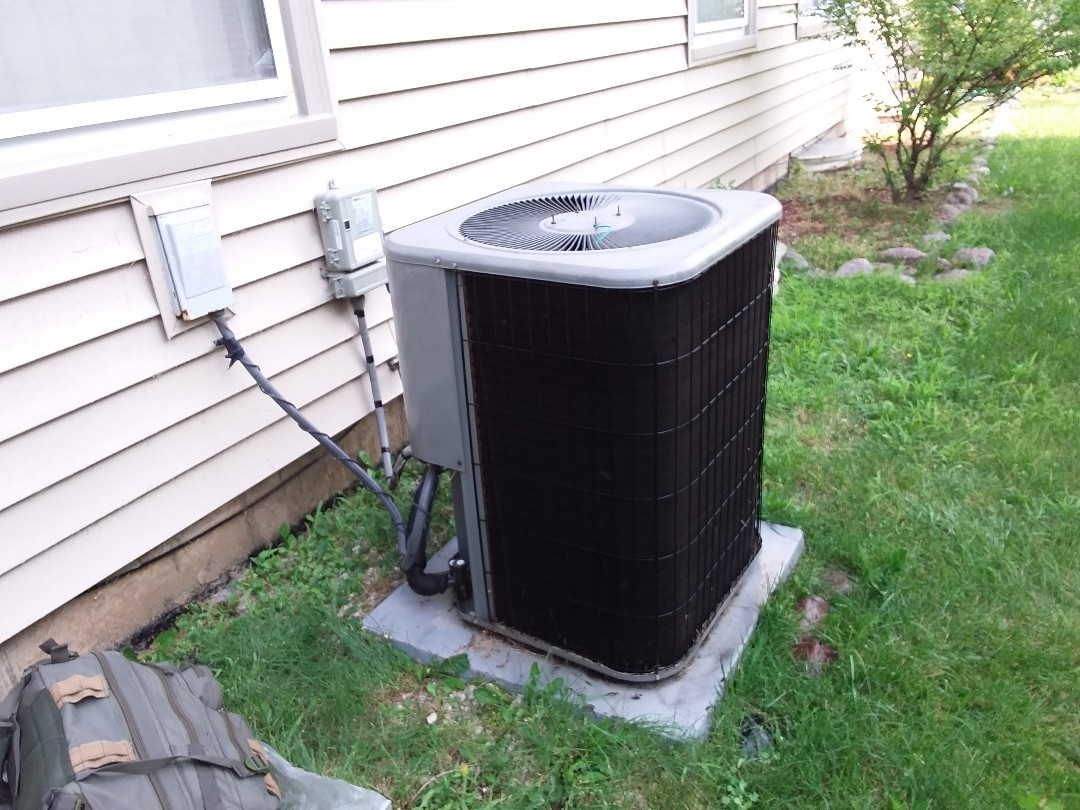 Bloomingdale, IL - Cleaned and checked a/c