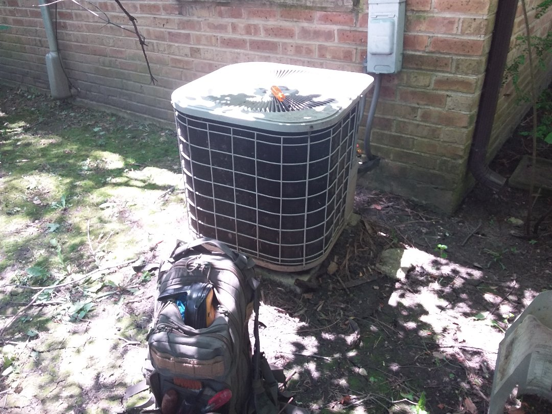 Northfield, IL - A/c  repair