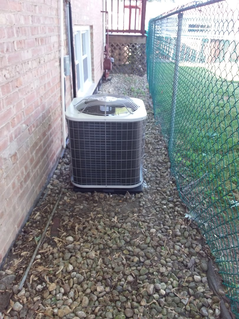 Chicago, IL - Spacepak/ carrier condensing unit replacement
