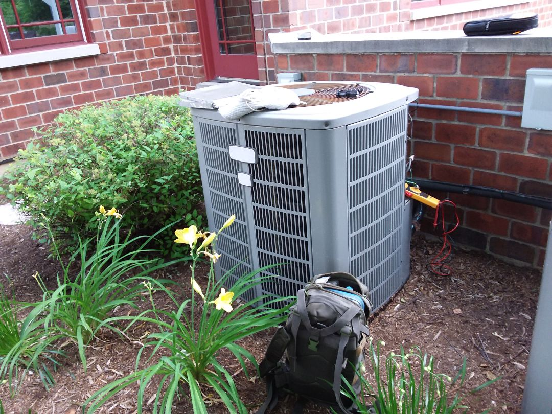 Downers Grove, IL - A/c repair