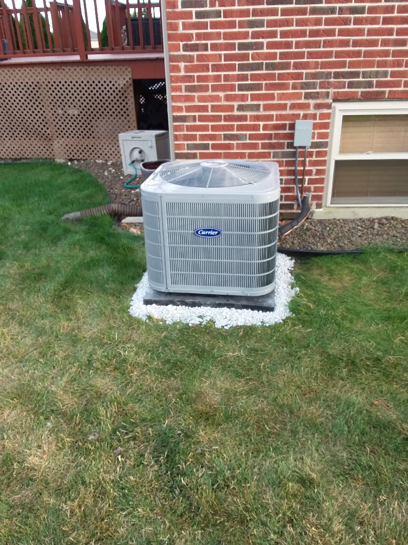 Orland Park, IL - Furnace, Condenser/Coil install