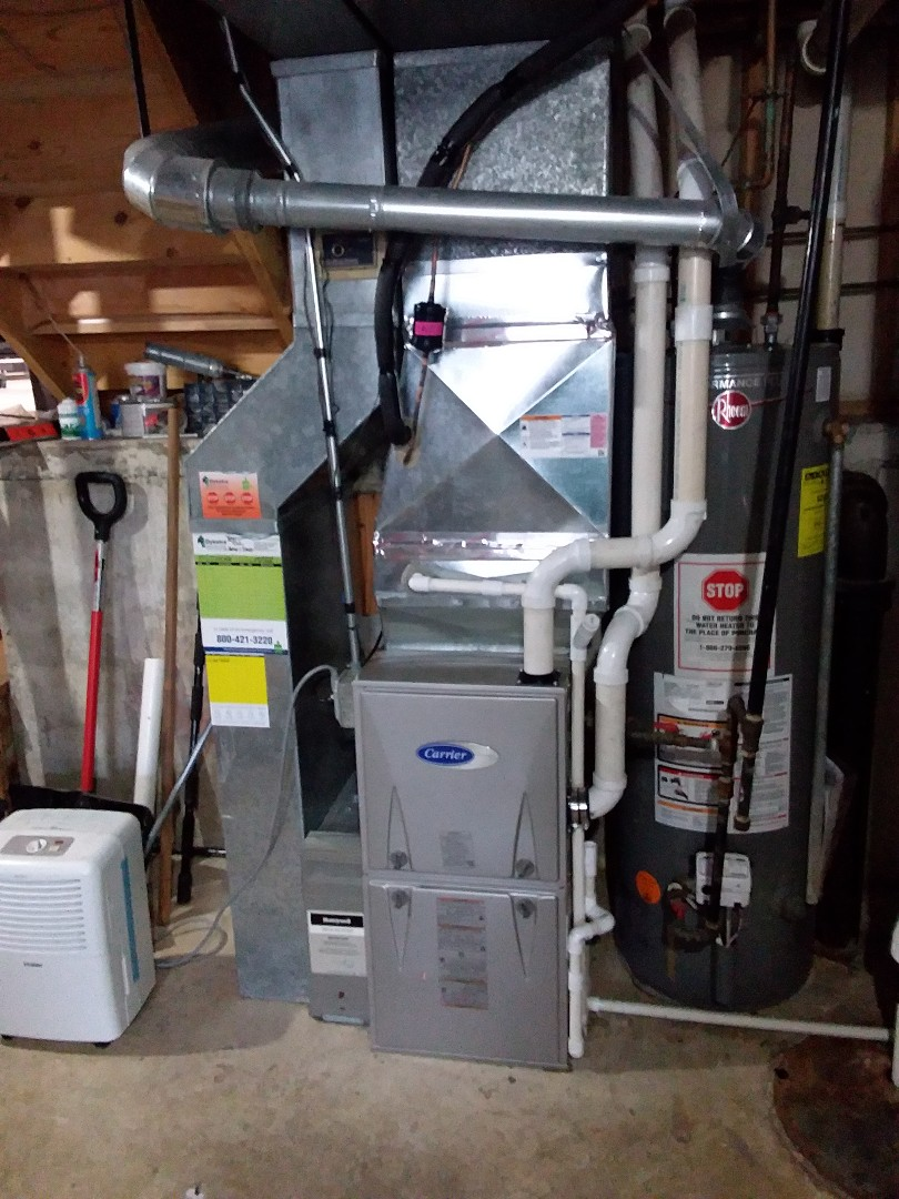 Country Club Hills, IL - Condenser/Coil install