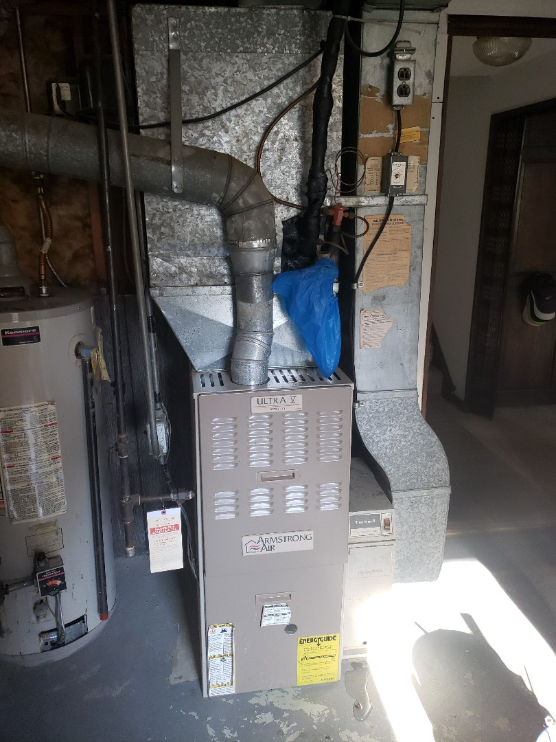 Dolton, IL - Carrier furnace installation