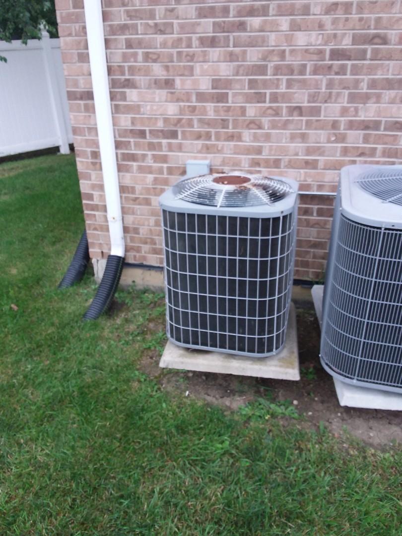 Homewood, IL - Condenser/Coil install
