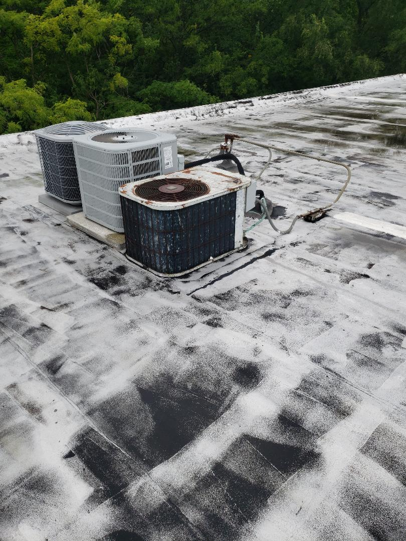 Hazel Crest, IL - Carrier air conditioner installation