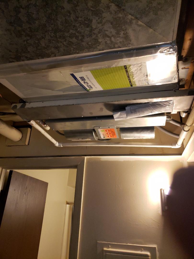 Hazel Crest, IL - First company air conditioner installation